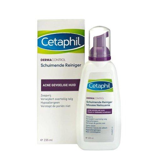 Cetaphil Cetaphil Dermacontrol schuimende reiniger (235ml)