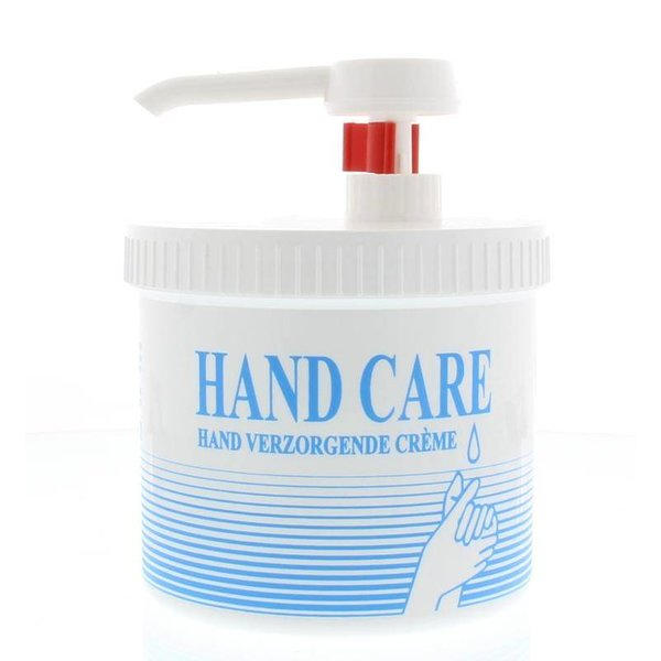 Hand care creme doseerpot (500ml)