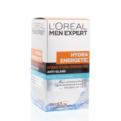 L'Oreal Loreal Men expert hydra energetic hydraterende gel (50ml)