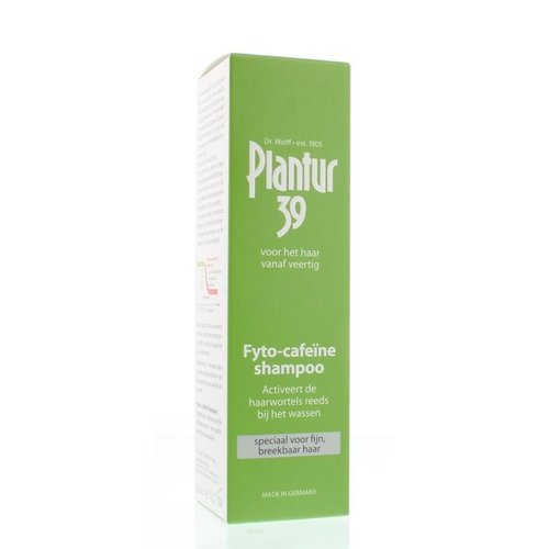 Plantur39 Plantur39 Caffeine shampoo fijn haar (250ml)