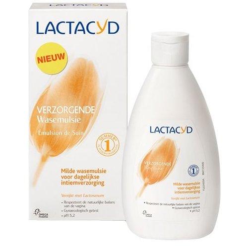 Lactacyd Lactacyd Wasemulsie verzorgend (300ml)