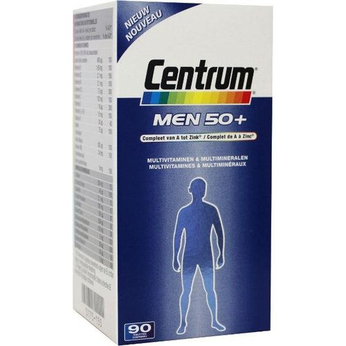 Centrum Centrum Men 50+ advanced (90tb)