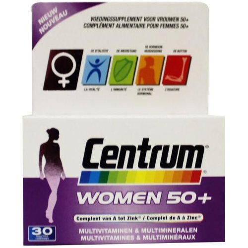 Centrum Centrum Women 50+ advanced (30tb)