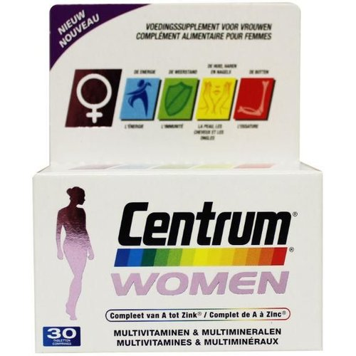 Centrum Centrum Women advanced (30tb)