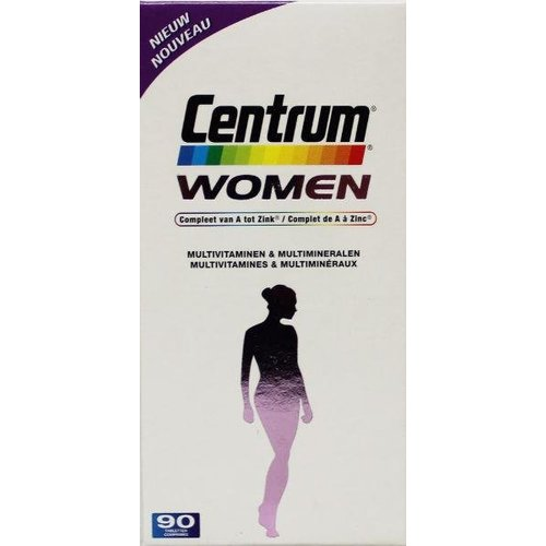 Centrum Centrum Women advanced (90tb)