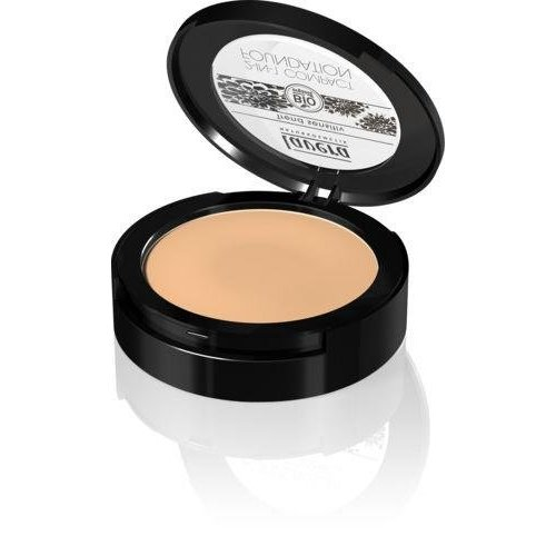 Lavera Lavera Compact foundation 2 in 1 honey 03 (10g)