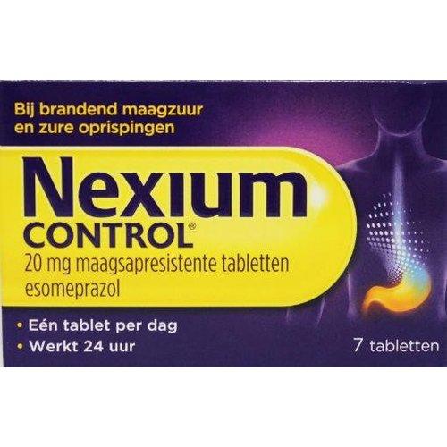 Nexium Esomeprazol Control (7tb)