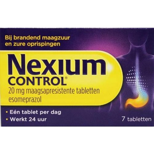 Nexium Nexium Nexium control (7tb)