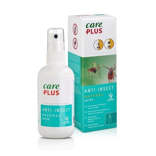 Care Plus Anti insect natural spray (100ml)