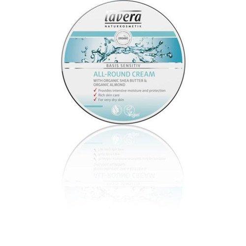 Lavera Lavera Basis sensitive all round creme (150ml)