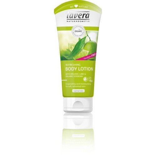 Lavera Lavera Bodylotion refreshing met lime en vebena (200ml)