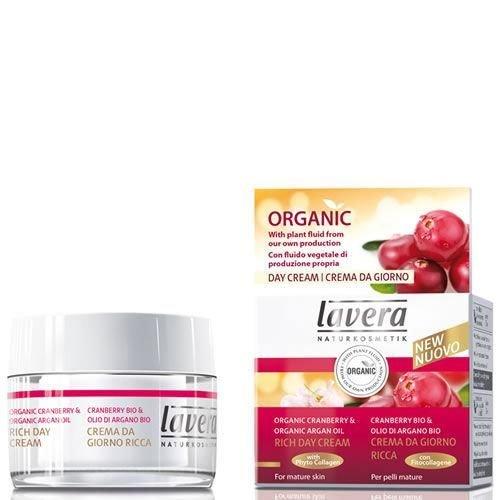 Lavera Lavera Daycream regenerating cranberry & argan oil (50ml)