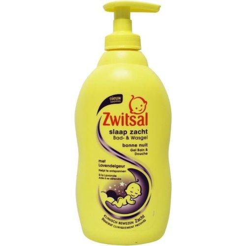 Zwitsal Zwitsal Bad en wasgel lavendel (400ml)