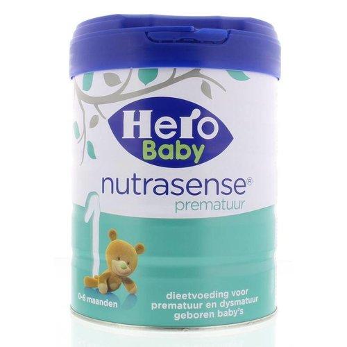 Hero Hero 1 Zuigelingen melk prematuur nutrasense (700g)