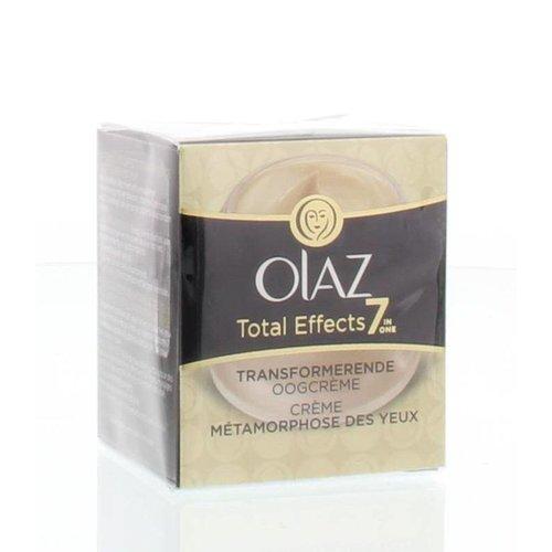 Olaz Olaz Total effect transformerende oogcreme (15ml)