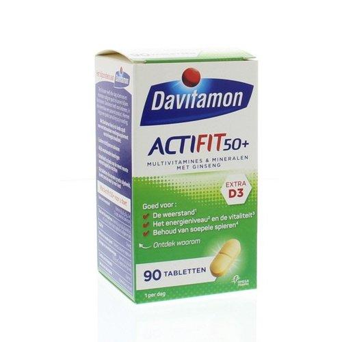 Davitamon Actifit 50+ (90tb)