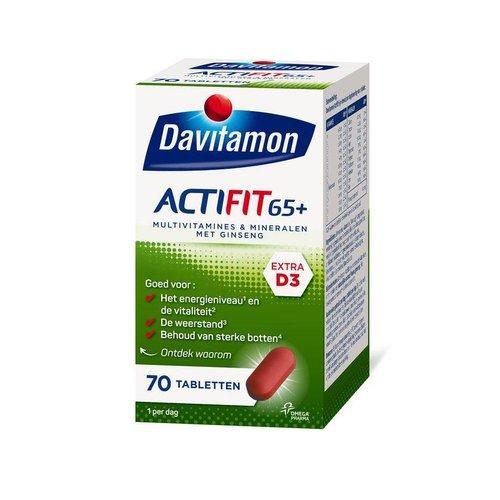 Davitamon Davitamon Actifit 65+ (70tb)