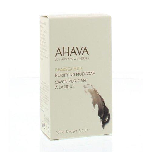 Ahava Ahava Purifying mud soap (100g)