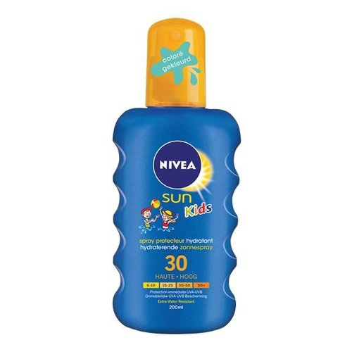 Nivea Nivea Sun children spray BF30 (200ml)