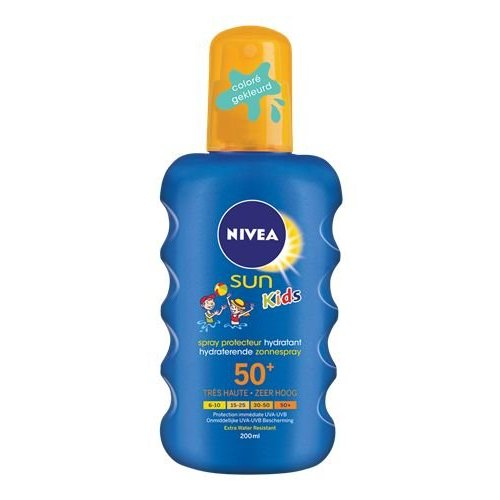 Nivea Nivea Sun children spray BF50+ (200ml)