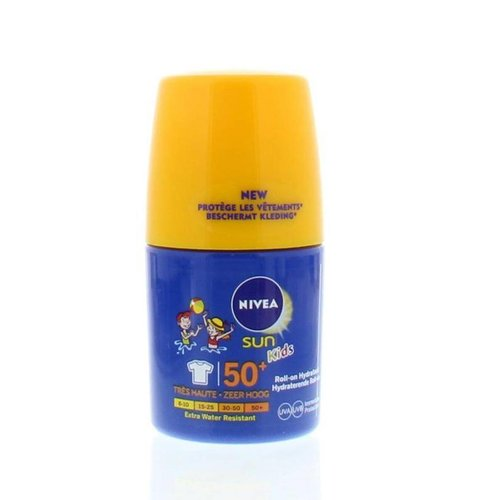 Nivea Nivea Sun protect & hydrate child roller F50+ (50ml)