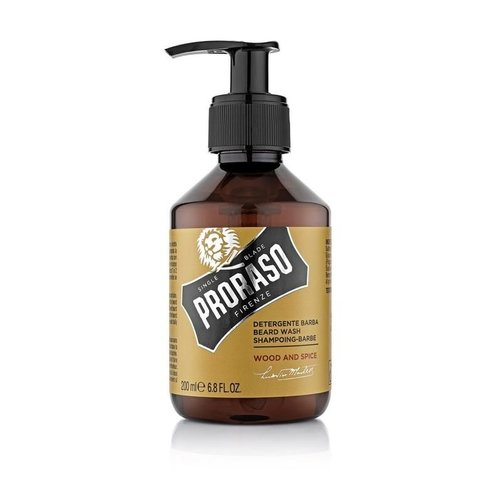 Proraso Proraso Baard shampoo wood & spices (200ml)