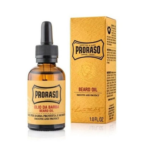 Proraso Proraso Baard olie wood & spices (30ml)