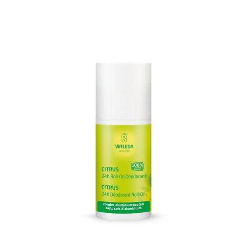 Weleda Weleda Deodorant roll on citrus 24h (50ml)