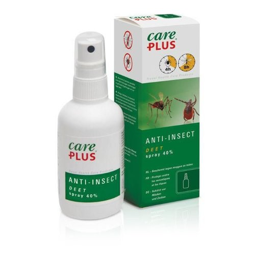 Care Plus Deet Insect spray 40% (60ml)
