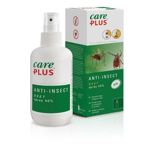 Care Plus Deet Insect spray 40% (200ml)