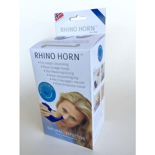 Rhino Horn Rhino Horn Neusspoeler blauw (1st)