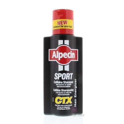Alpecin Sport- shampoo CTX (250ml)