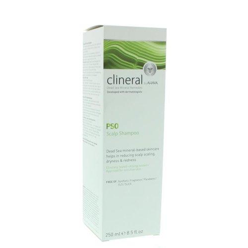 Ahava Ahava Clineral PSO scalp shampoo (250ml)