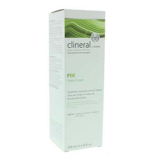 Ahava Ahava Clineral PSO body cream (200ml)
