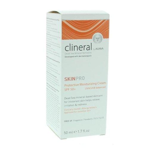 Ahava Ahava Clineral Skinpro protective moisturiser SPF 50 (50ml)
