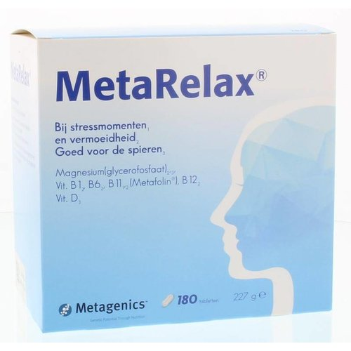 Metagenics Metagenics Metarelax (180tb)