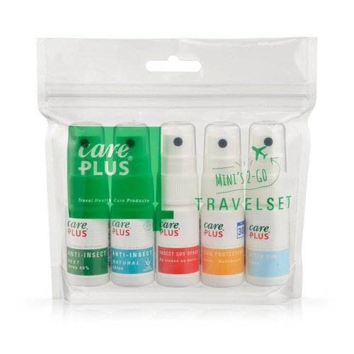 Care Plus Care Plus Travelset mini 2-go (75ml)