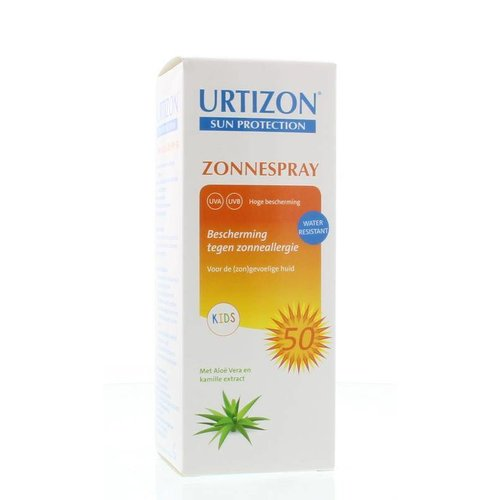 Urtizon Urtizon Zonnespray kids SPF50 (150ml)
