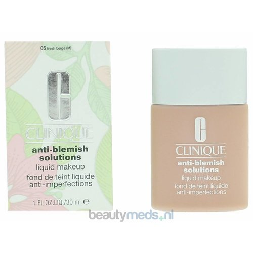 Clinique Clinique Anti-Blemish Solution Liquid Make-Up (30ml) #05 Fresh Beige
