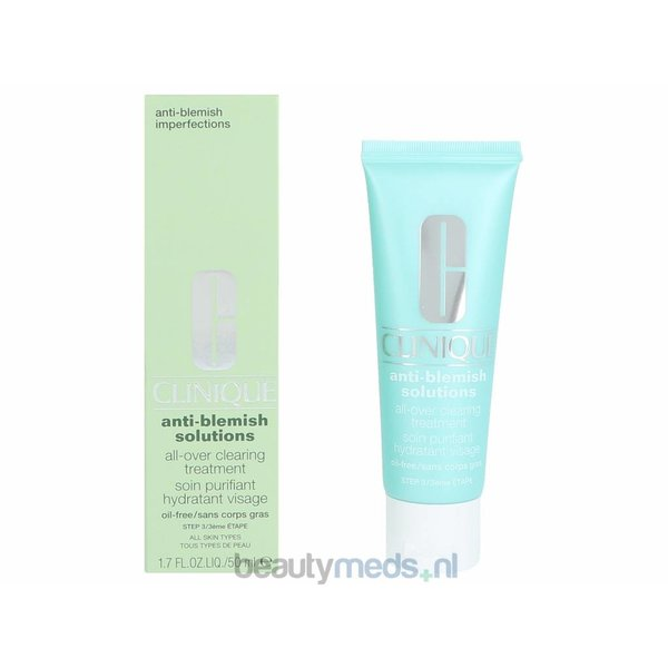 Anti-Blemish Solutions Clearing Moisturizer Treatment (50ml)