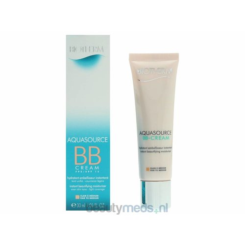 Biotherm Biotherm Aquasource BB Cream SPF15 (30ml)