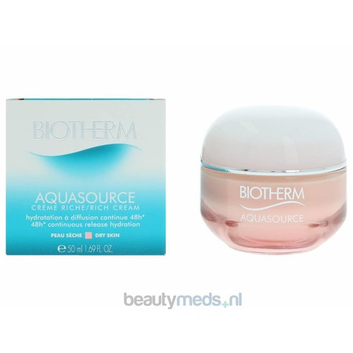 Biotherm Biotherm Aquasource 48h Rich Cream (50ml)