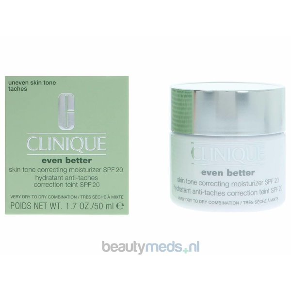 Even Better Skin Tone Correcting Moisturizer SPF20 (50ml)