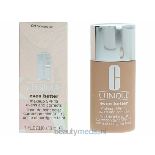 Clinique Clinique Even Better Make-Up SPF15 (30ml) Cn 52 Neutral