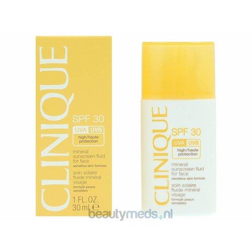 Clinique Clinique Mineral Sunscreen Liquid For Face SPF30 (30ml)