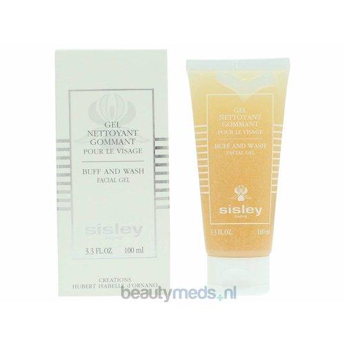 Sisley Sisley Buff and Wash Botanical Facial Gel (100ml)