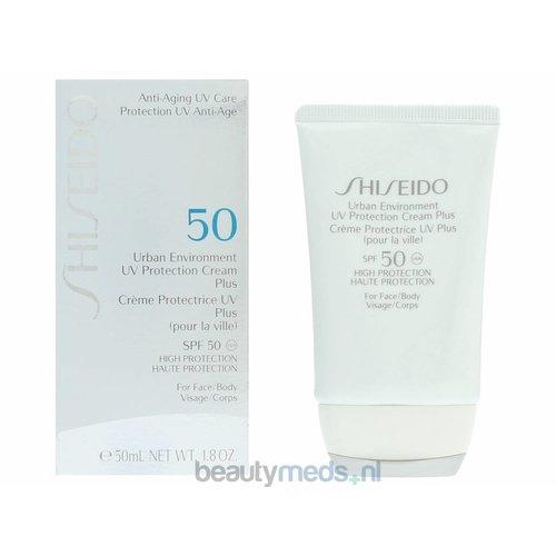Shiseido Shiseido Urban Environment UV Protection Cream Plus SPF50 (50ml)