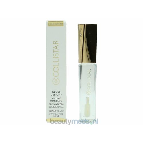 Collistar Collistar Gloss Design Long Lasting Shine (7ml) #1 Transparente