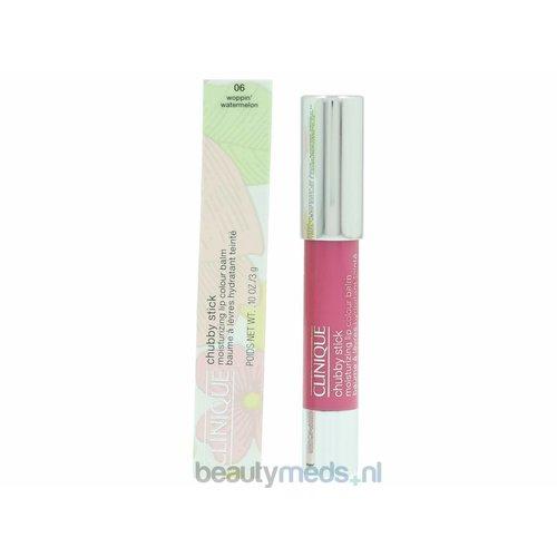 Clinique Clinique Chubby Stick Moisturizing Lip Colour Balm (3gr) #06 Woppin Watermelon
