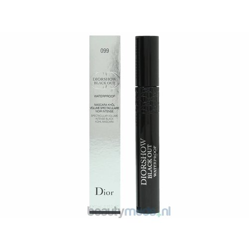 Dior Dior Diorshow Black Out Waterproof Mascara (10ml) #099 Kohl Black